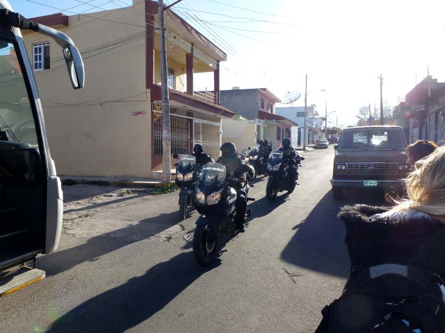 Tepic military police